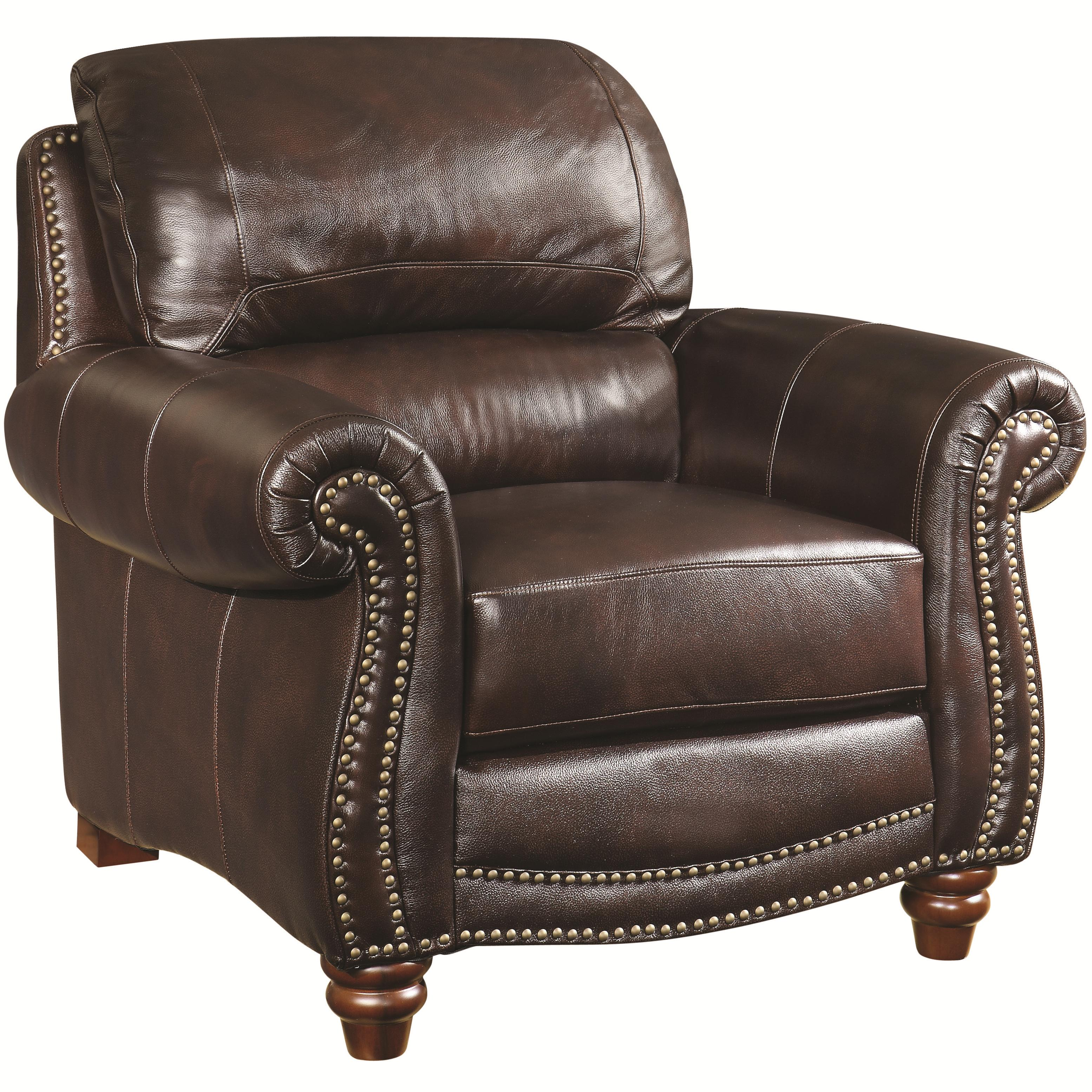 Coaster Lockhart Traditional Chair - Item Number: 504693