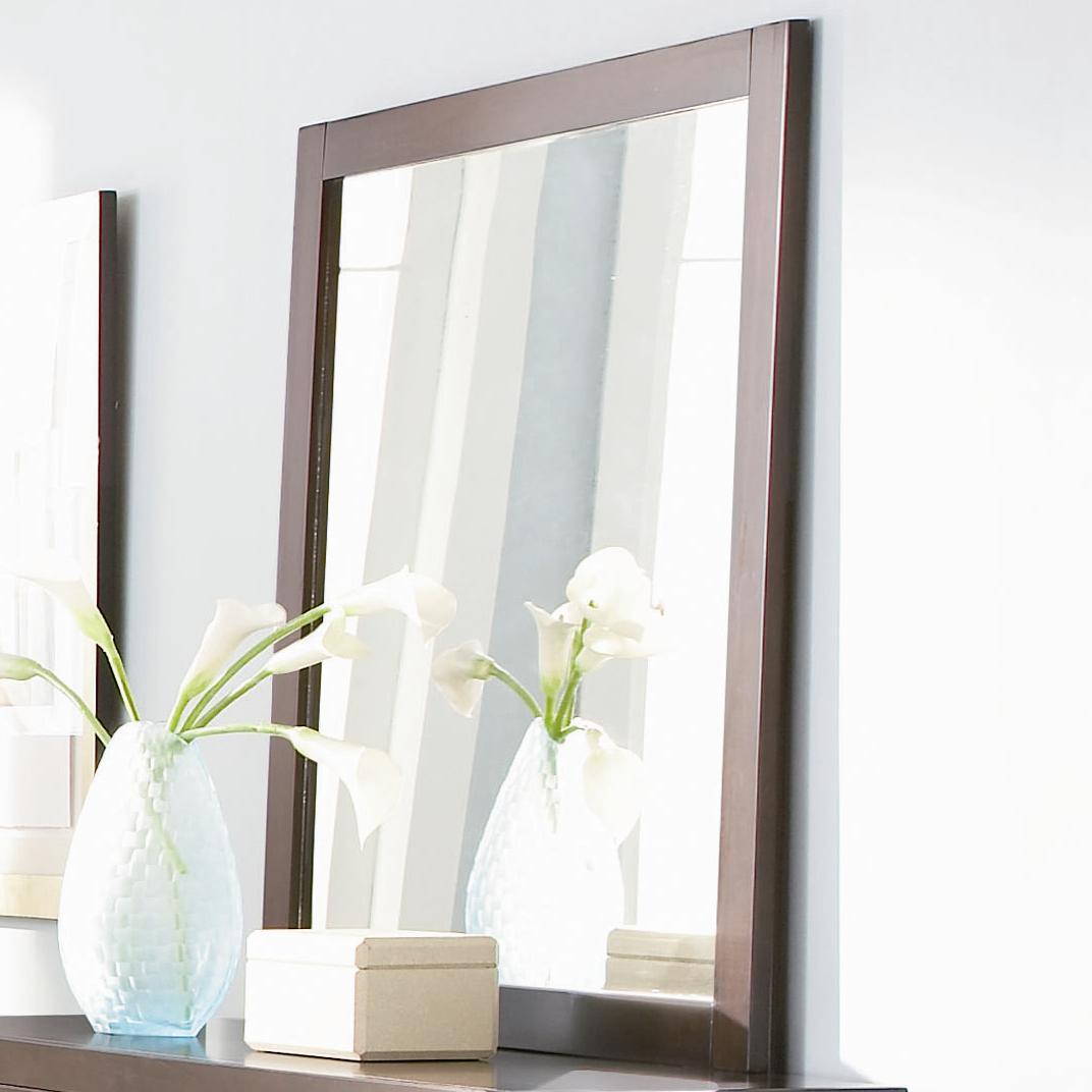 Coaster Lorretta Contemporary Dresser Mirror - Item Number: 201514