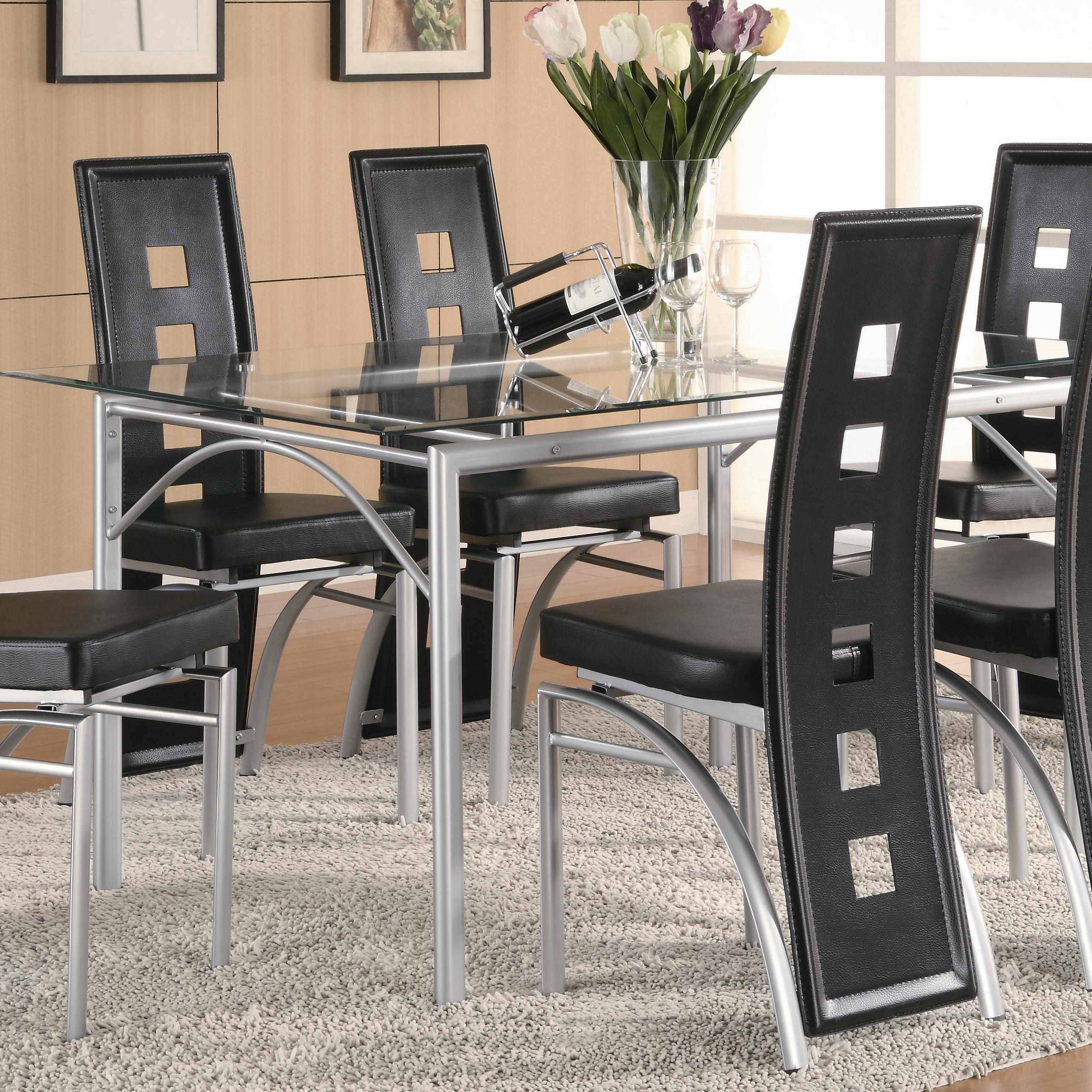 Coaster Los Feliz Dining Table - Item Number: 101681