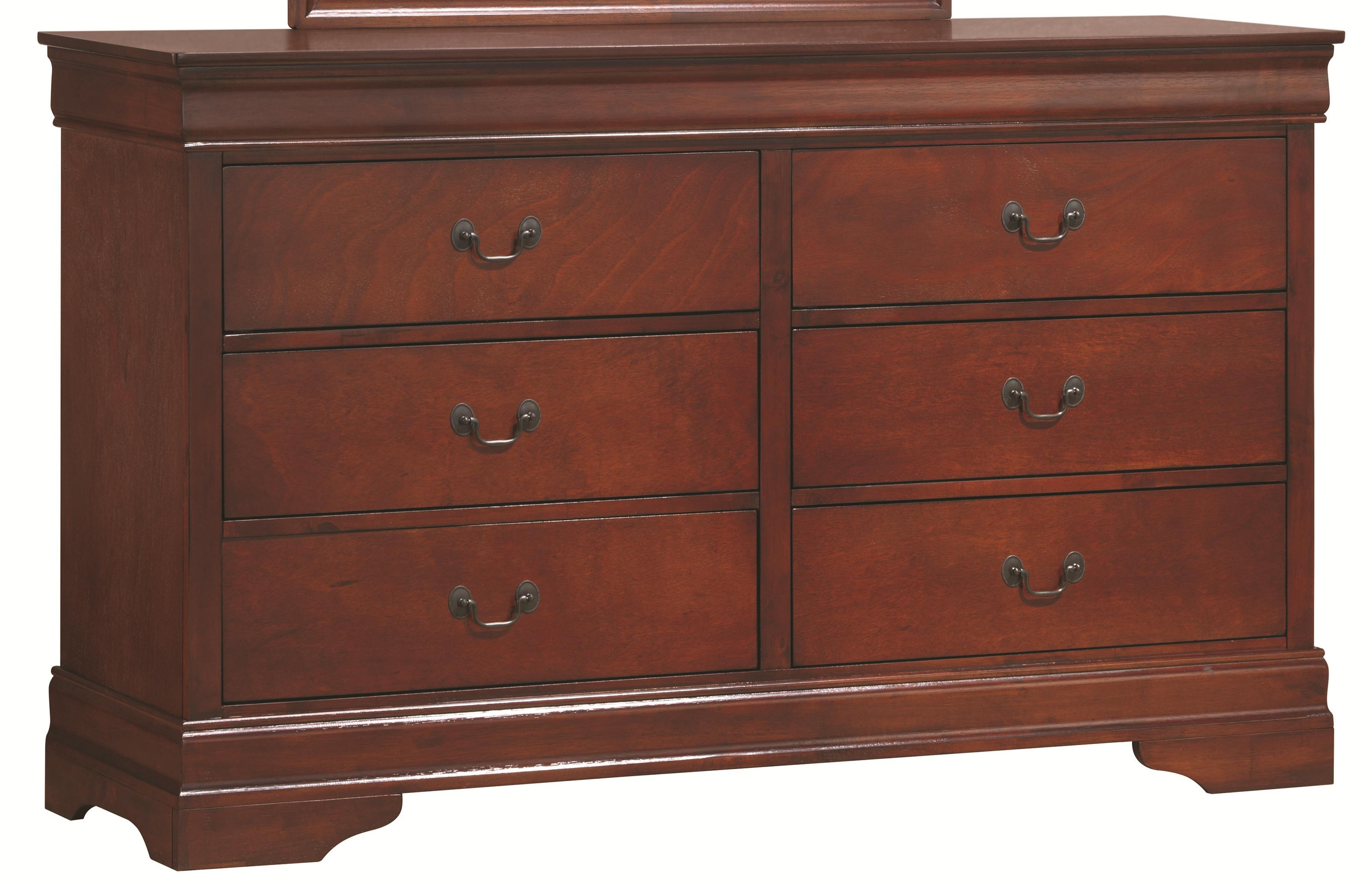 Coaster Louis Philippe Dresser - Item Number: 200433R