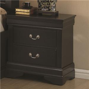 Coaster Louis Philippe Nightstand