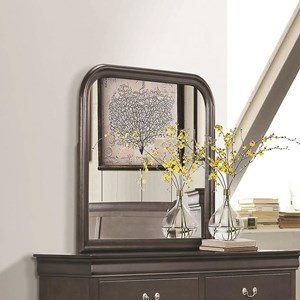 Coaster Hershel Louis Philippe Mirror