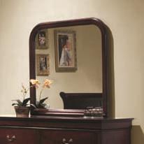 Coaster Louis Philippe Mirror - Item Number: 203974