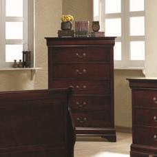 Coaster Louis Philippe Drawer Chest - Item Number: 203975