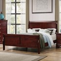 Coaster Louis Philippe Full Size Bed - Item Number: 222411F