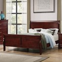 Coaster Louis Philippe Twin Bed - Item Number: 222411T