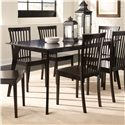 Coaster Ludwin Dining Table - Item Number: 104441