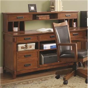 Coaster Maclay Desk and Hutch