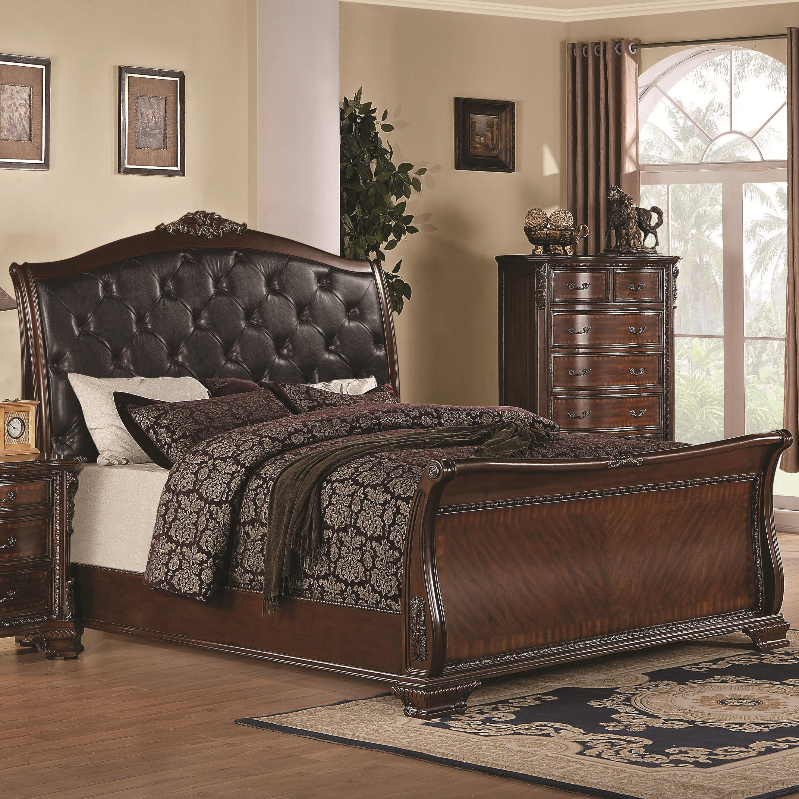 Coaster Maddison King Bed - Item Number: 202261KE