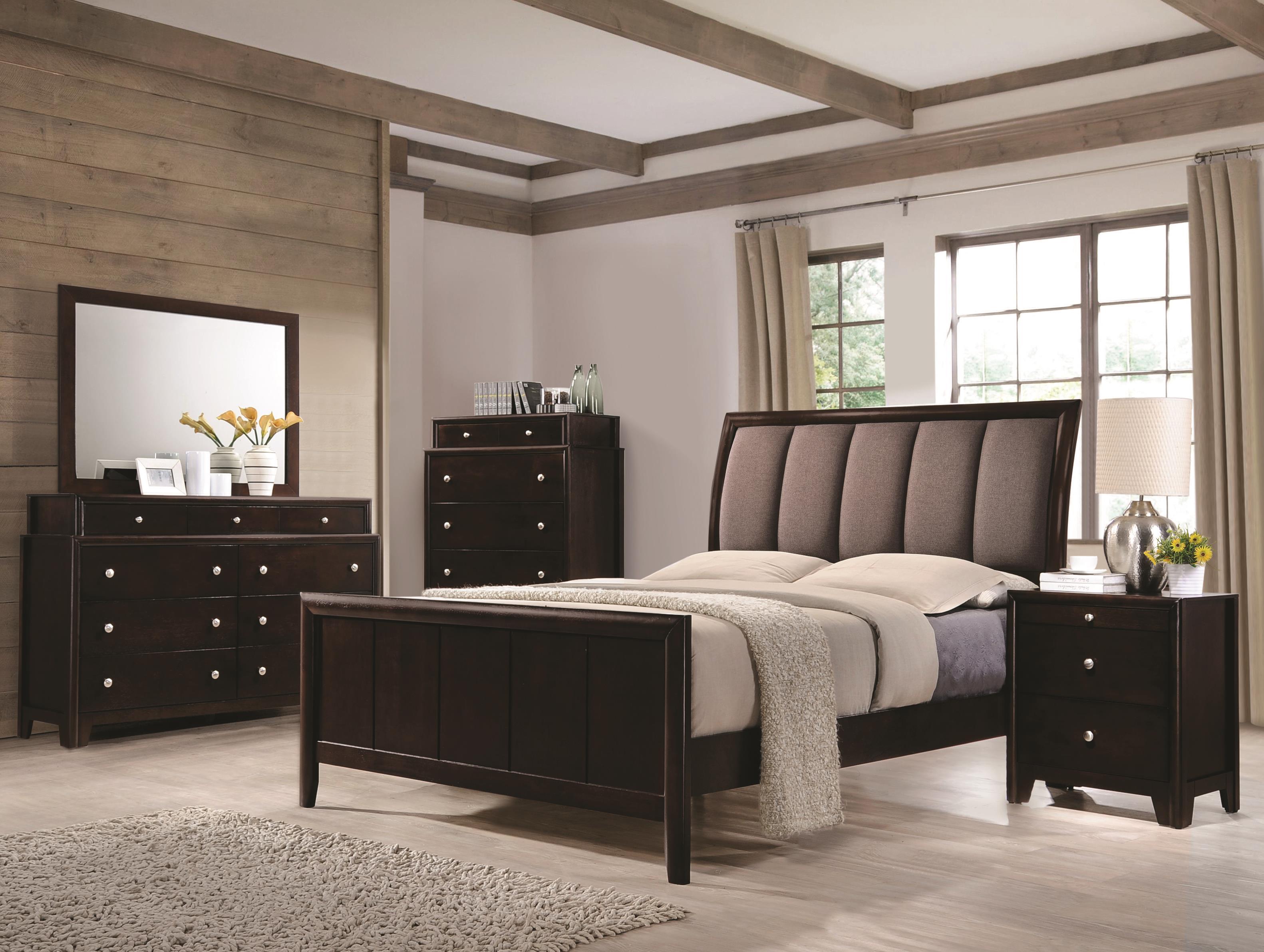 Coaster Madison King Bedroom Group - Item Number: 20488 K Bedroom Group