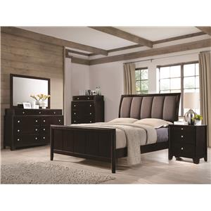 Coaster Madison King Bedroom Group