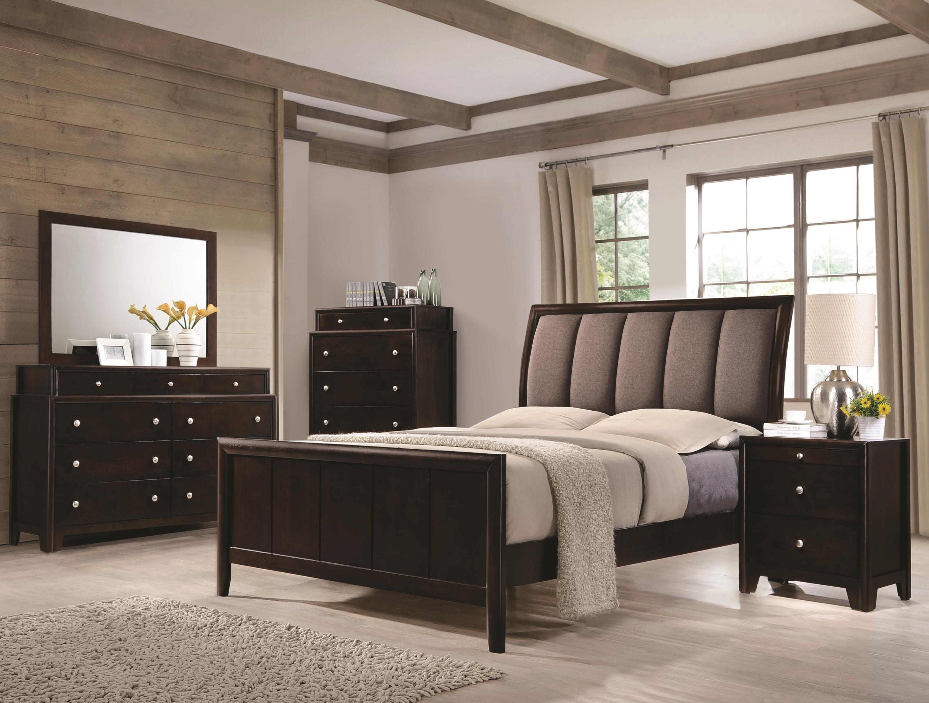 Coaster Madison Queen Bedroom Group - Item Number: 20488 Q Bedroom Group