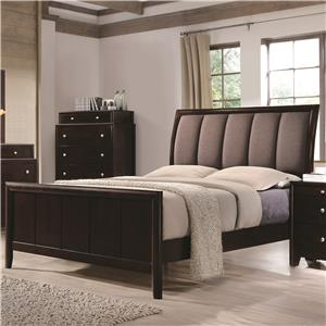 Coaster Madison Queen Bed