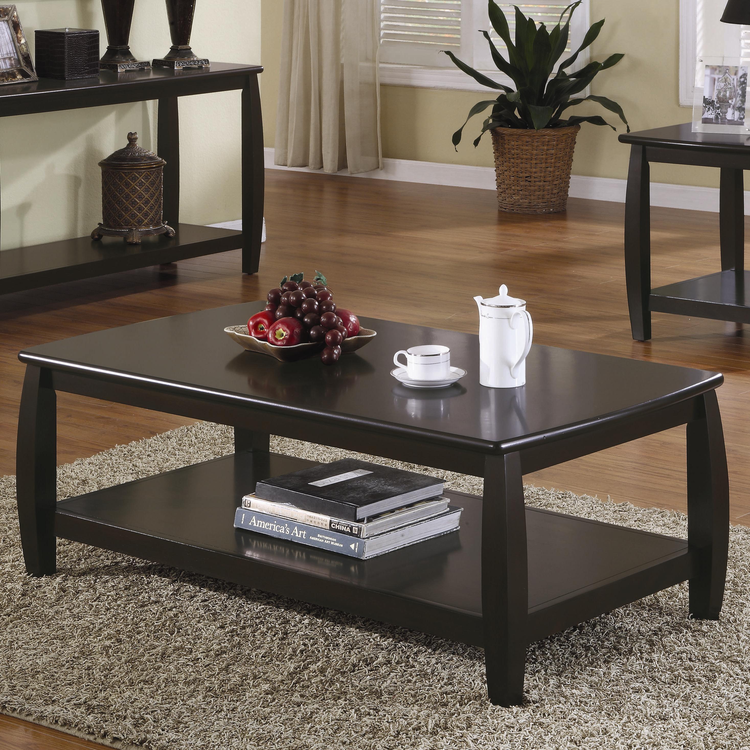 Coaster Marina Coffee Table - Item Number: 701078