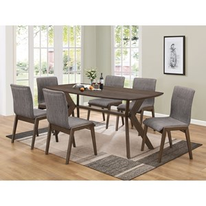 Coaster McBride Table and Chair Set
