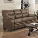 Coaster Meagan by Coaster Sofa - Item Number: 506561