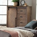 Coaster Meester Chest of Drawers - Item Number: 215597