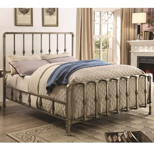 Coaster Micah Queen Bed