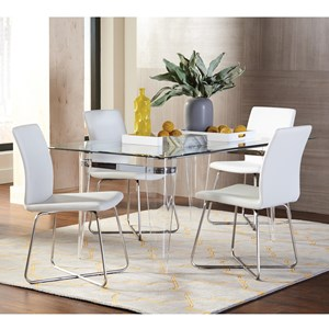 Coaster Michonne Table and Chair Set