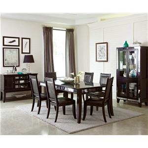 Coaster Middleton Formal Dining Room Group