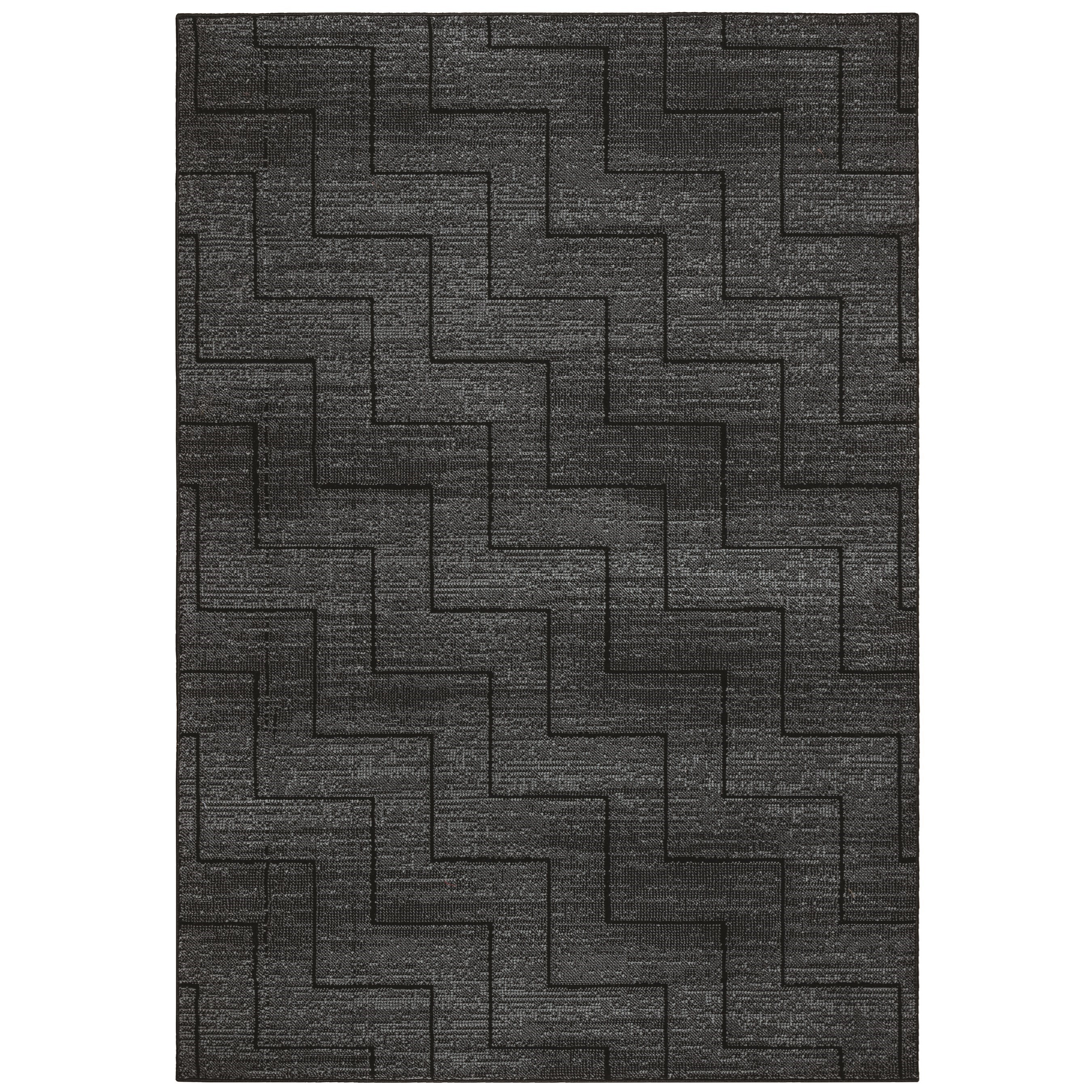 "Coaster Millennium Plus 5'3"" X 7'3"" Rug - Item Number: 970174"
