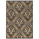 "Coaster Millennium Plus 7'10"" X 10'10"" Rug - Item Number: 970178L"