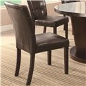 Coaster Milton Dining Side Chair w/ Plush Upholstery - 103772