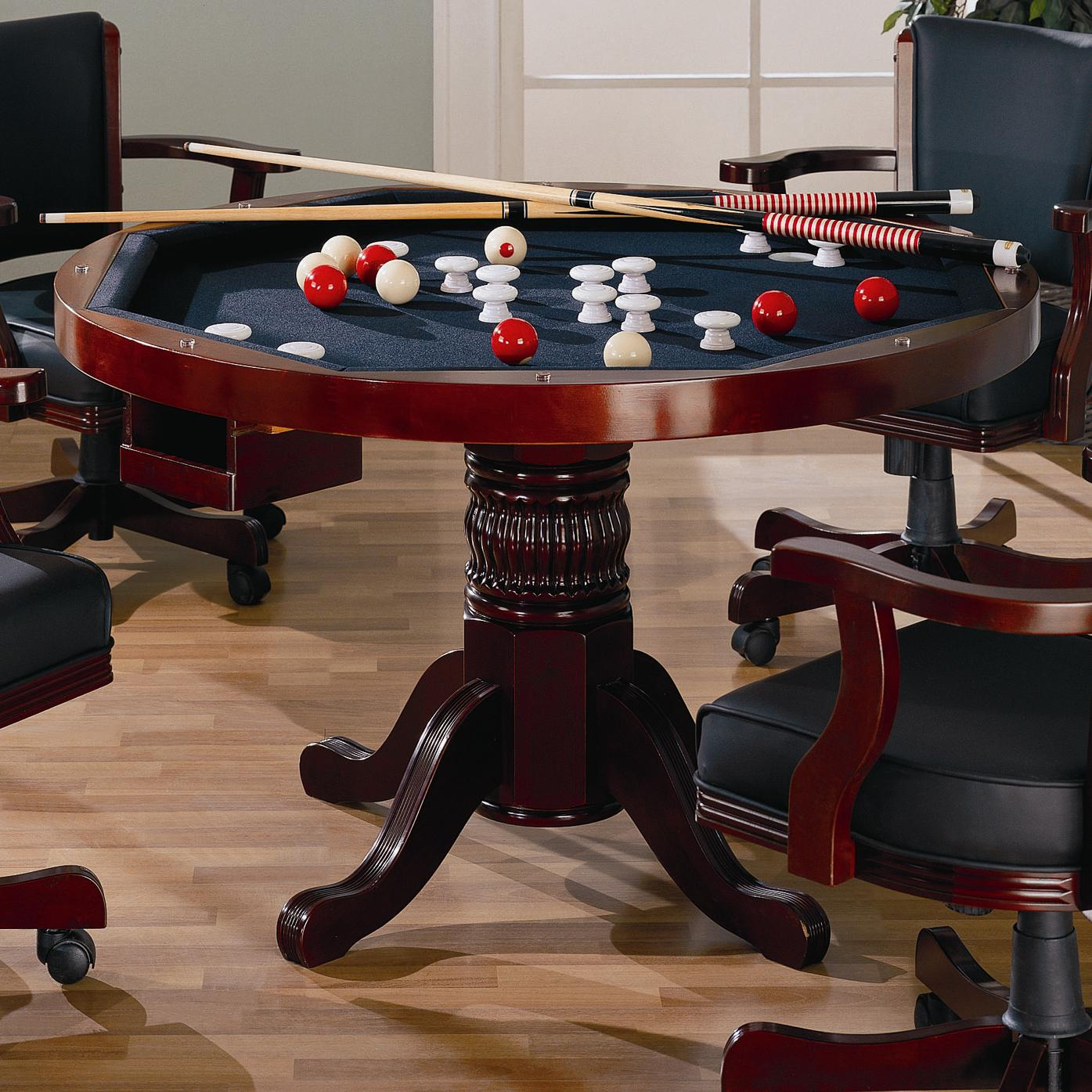 Coaster Mitchell Game Table - Item Number: 100201