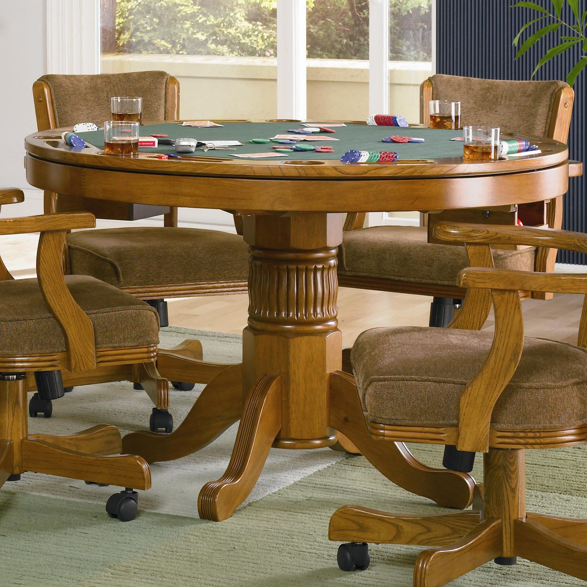 Coaster Mitchell Game Table - Item Number: 100951