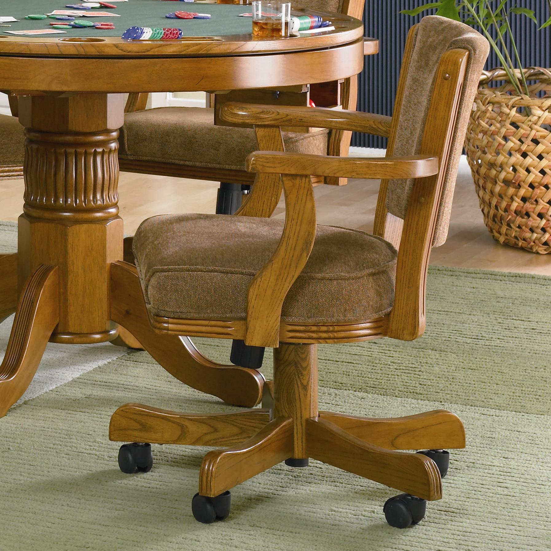 Coaster Mitchell Game Chair - Item Number: 100952