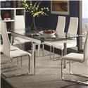 Coaster Modern Dining Dining Table - Item Number: 106281