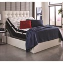 Coaster Montclair  Full Adjustable Bed Base - Item Number: 350102F