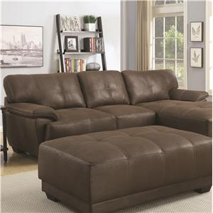 Coaster Murik Sectional