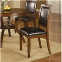 Coaster Nelms Side Chair with Upholstered Seat and Back - 102172