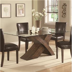 Coaster Nessa Dining Table