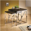 Coaster Nesting Tables 2 Piece Nesting Table - Item Number: 901043