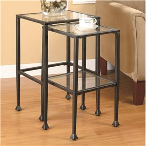 Coaster Nesting Tables Nesting Tables