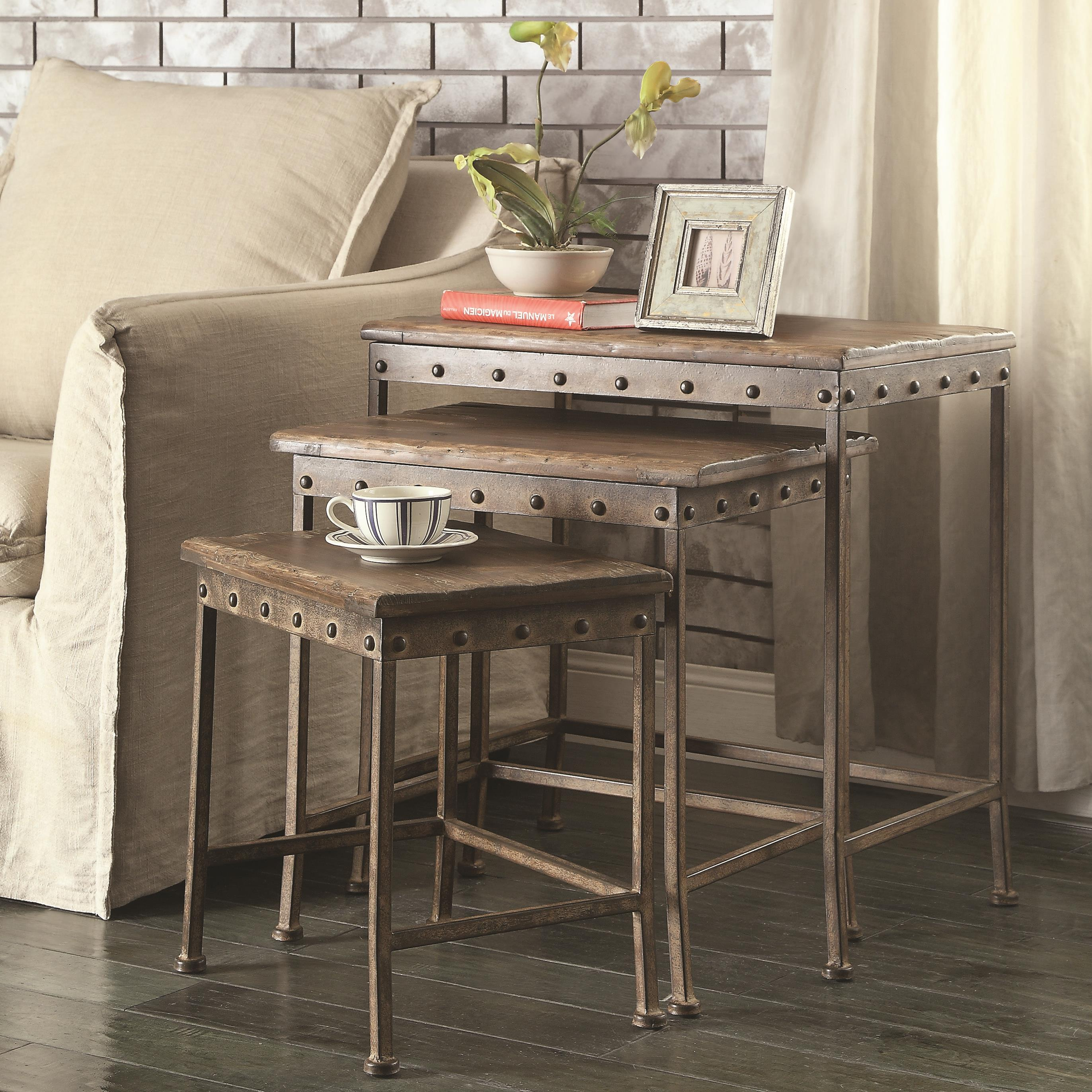 Coaster Nesting Tables Nesting Table - Item Number: 901373