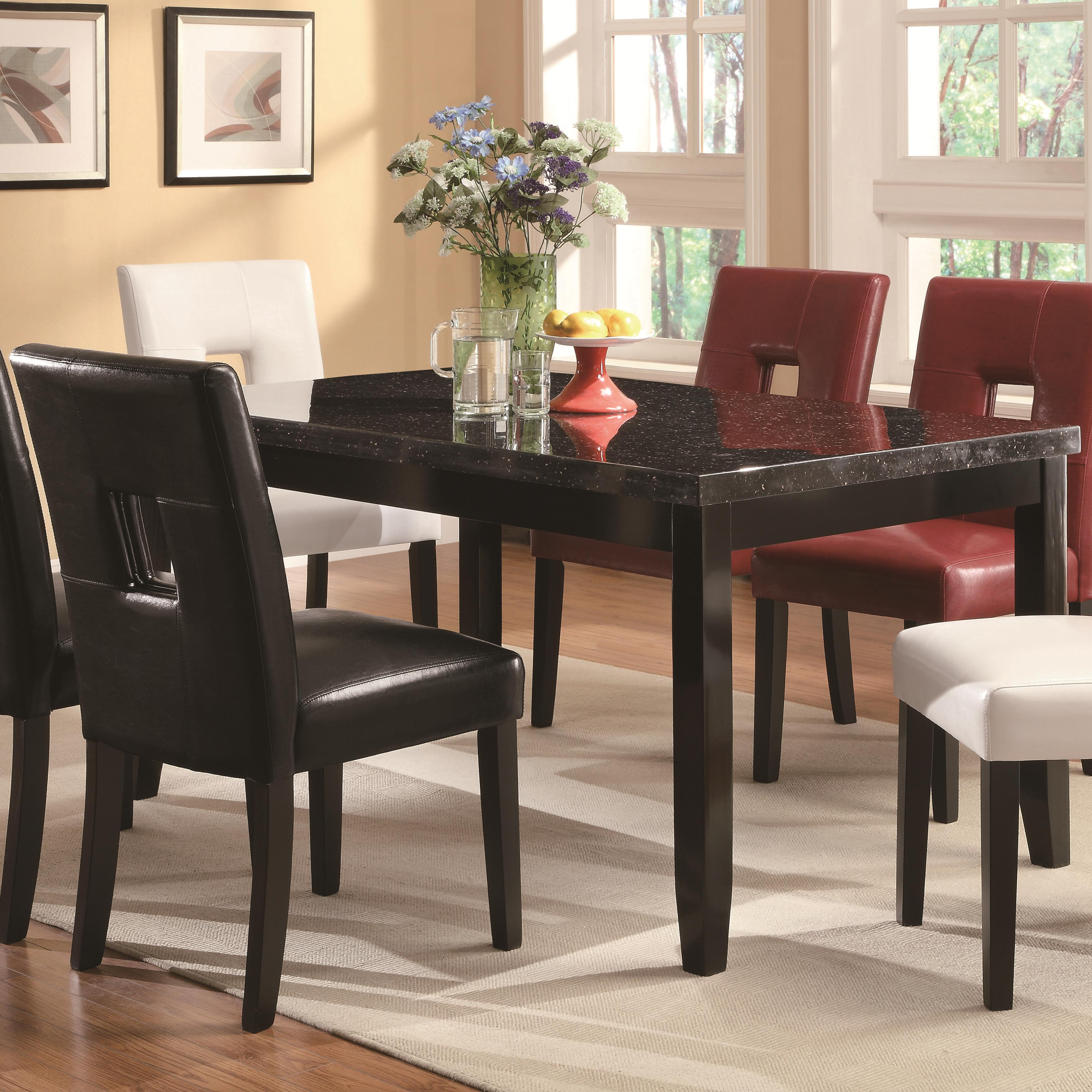 Coaster Newbridge Dining Table - Item Number: 103621