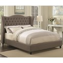 Coaster Newburgh Queen Upholstered Bed - Item Number: 300739Q