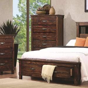 Coaster Noble 5 Drawer Chest