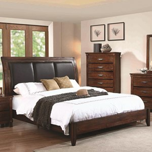 Coaster Noble King Panel Bed