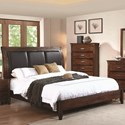 Coaster Noble King Panel Bed - Item Number: B219-31