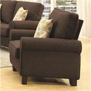 Coaster Noella Upholstered Chair
