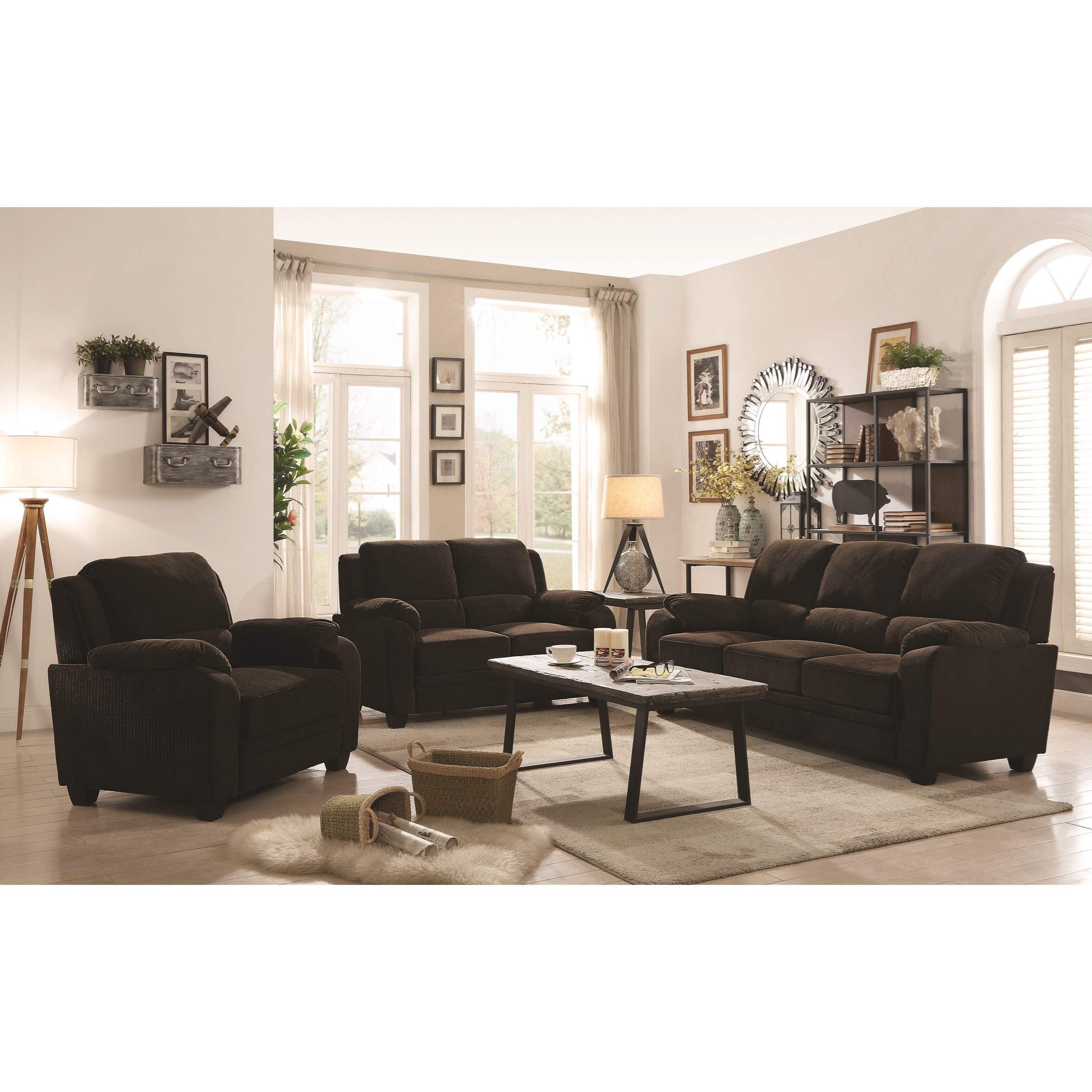 Coaster Northend Stationary Living Room Group | Prime Brothers ...