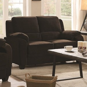 Coaster Northend Loveseat