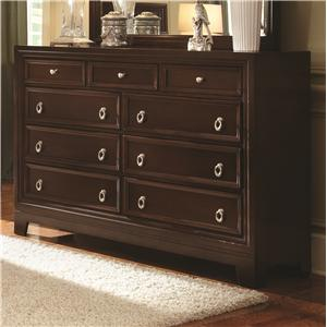 Coaster Nortin CLOSE OUT SPECIAL DRESSER ONLY