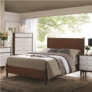 Coaster Oakwood King Bed