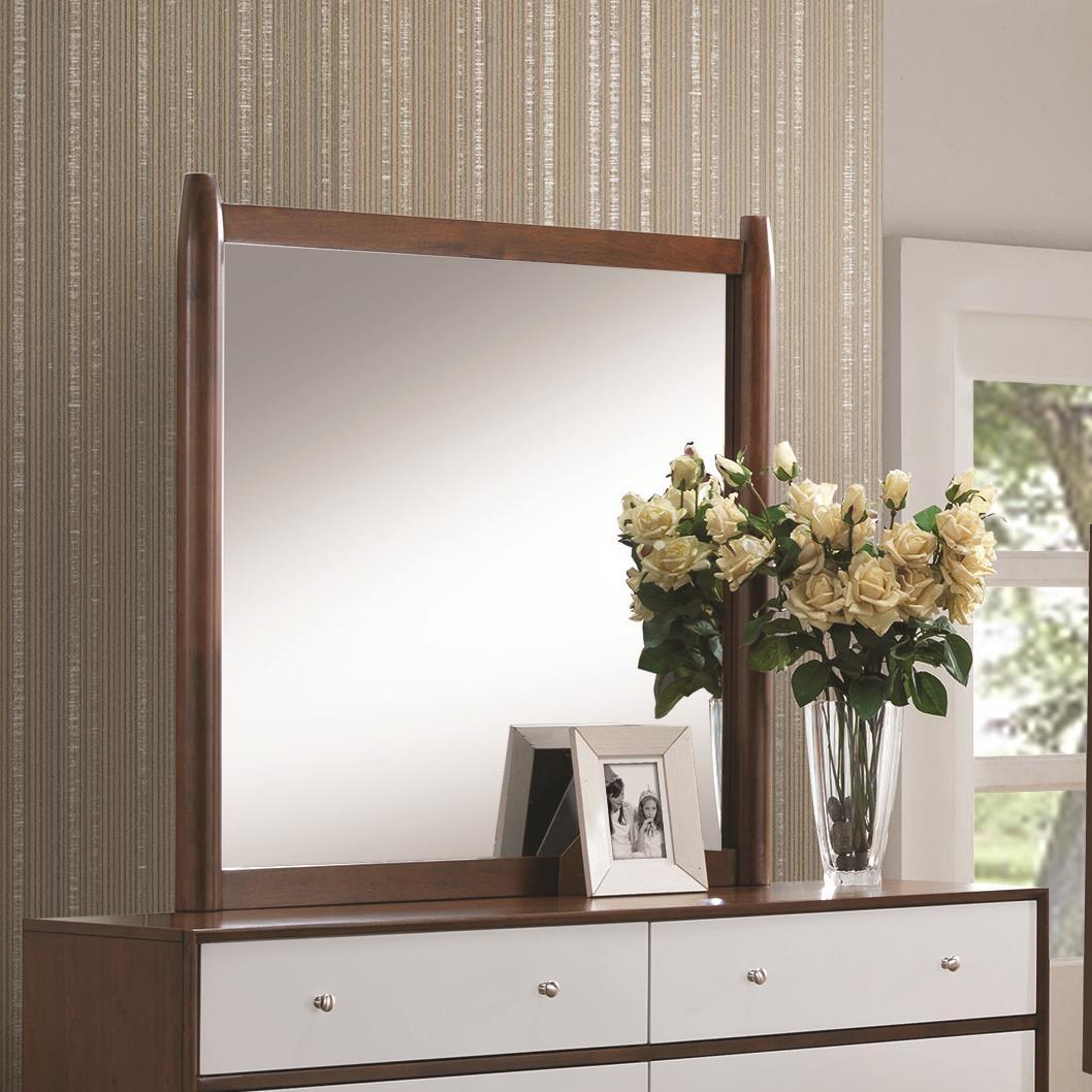 Coaster Oakwood Mirror - Item Number: 204304
