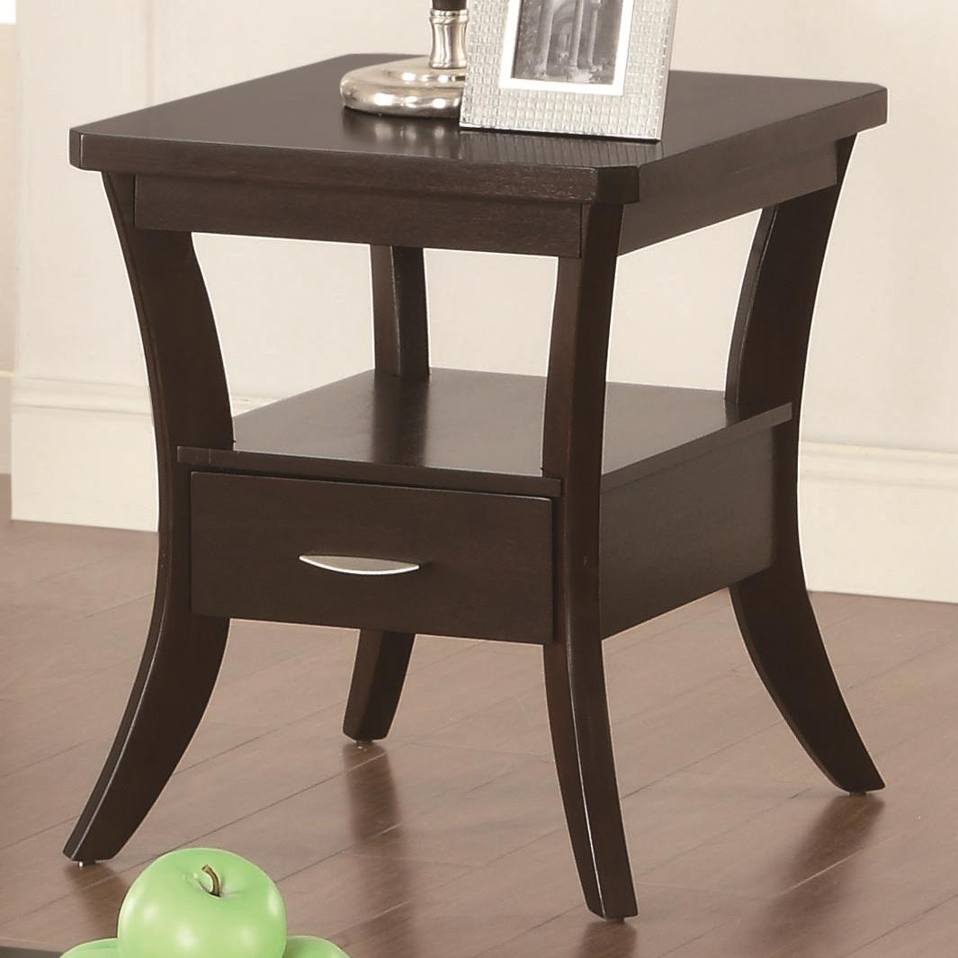 Coaster Occasional Group End Table - Item Number: 702507